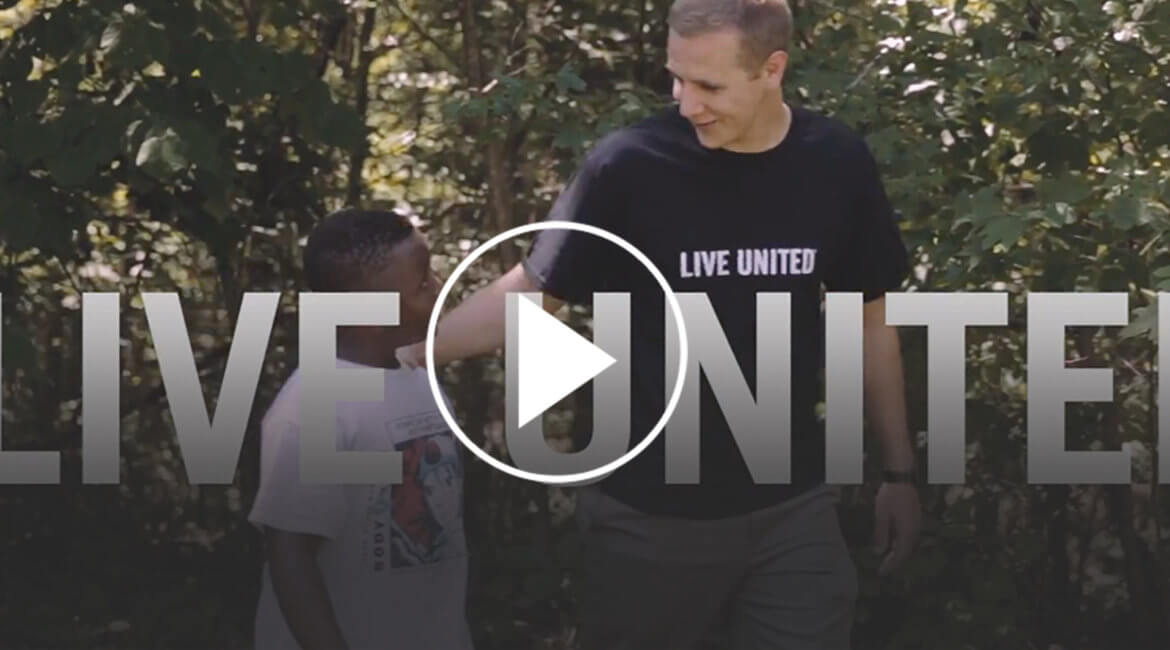 UNITED WE CAN! Learn more about your United Way.