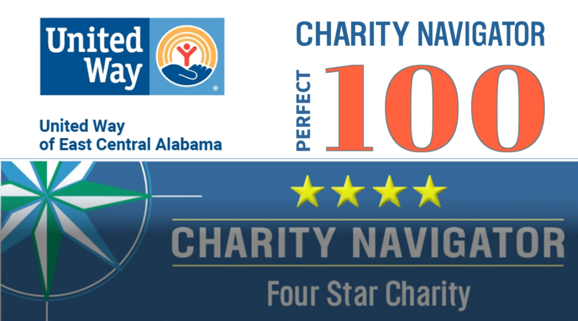 """The Perfect 100 & """"Top Ten"""" Ranking by Charity Navigator"""
